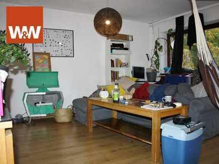 2,5 - Zimmer - Wohnung mit Balkon und Tiefgaragenstellplatz