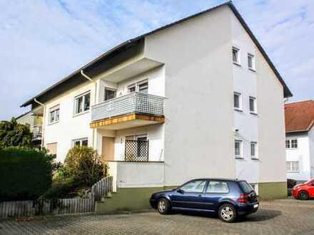 Schöne drei Zimmer Wohnung in Bad Vilbel, OT: Gronau