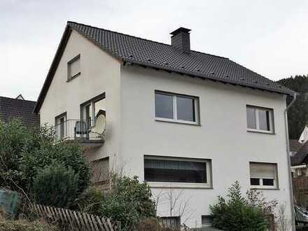 Komplett renovierte 3-Zimmer-Wohnung m. Garten und Terrasse in Werdohl-Kleinhammer