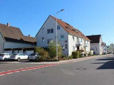 Vermietete 3-Zimmerwohnung mit Westbalkon