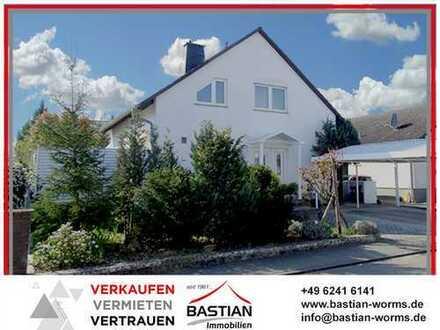 Wertbeständiger Klassiker mit viel Platz! Sehr gepflegtes EFH - Südgarten - Carport - Rheindürkheim!