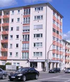 ++ 1 Zi. City-Appartment gegenüber Mercedes ++