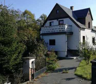 Mit Eigenleistung ins Eigenheim - Bieteverfahren - Sanierungsbedürftiges Einfamilienhaus mit Grundst