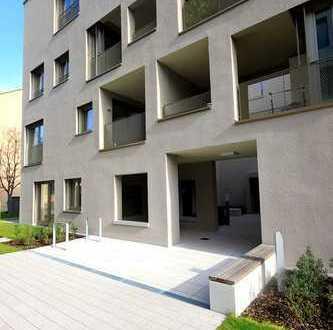 Stadtwohnung auf zwei Ebenen: 5 Zimmer plus Gartenanteil und Terrasse - Ihr neues Zuhause auf Zeit!