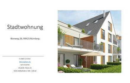 Exklusive, neuwertige 4-Zimmer-Wohnung mit Balkon in Nürnberg
