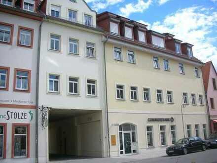 Eigentumswohnung im Zentrum der Kleinstadt Borna!
