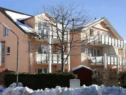 Top gepflegte 3-Zimmer Dachgeschoßwohnung mit West-Terrasse