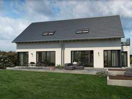 Eine wunderschöne Doppelhaushälfte - mit Grundstückservice für OKAL Kunden