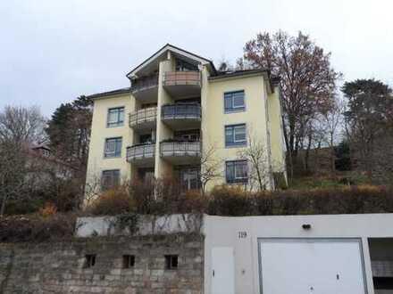 3 Raum-Wohnung mit Terrasse und Gartenanteil in bevorzugter Lage