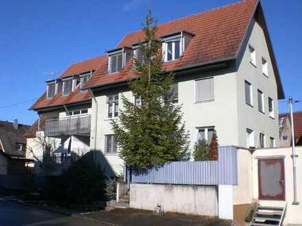 3-Zi-EG-Wohnung 81 m² zzgl. Gartenterrasse in Sifi-Darmsheim zu vermieten