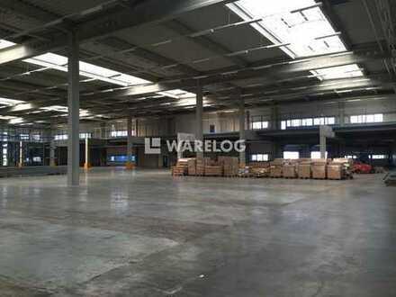 TOP Lager-/Logistikflächen ab sofort zu vermieten!