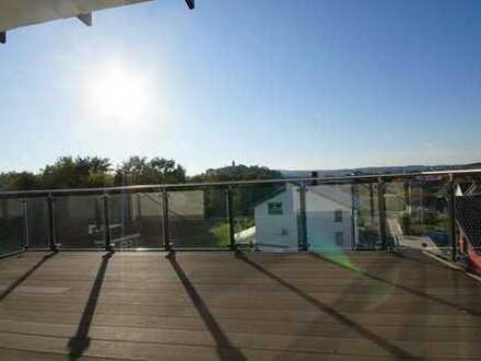 Montabaur, Haus im Haus: Neubau-Wohnung der Extra-Klasse über 2 Etagen