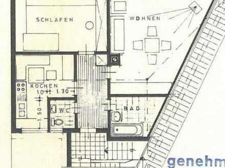 Attraktive und helle 2 Zimmer Wohnung im Zentrum von Bad Wildbad