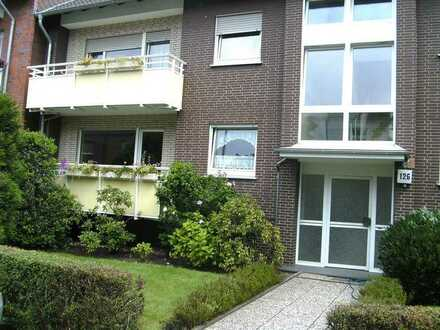 ** Eine helle 4-Zimmer Etagenwohnung mit 2 Balkonen in Nordlünen