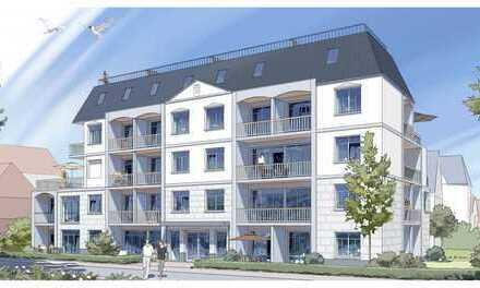 Ferienwohnung mit 2 Balkonen im 1. Obergeschoss