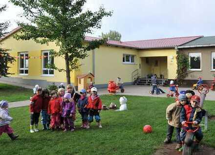 5.200 m² Grundstück mit Mehrfamilienhaus u. Baulücke für ein MFH sowie eine Kindertagesstätte