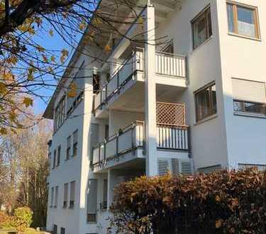 Schöne 2-Zimmer-Wohnung mit Balkon in guter und ruhiger Lage in Pfullingen