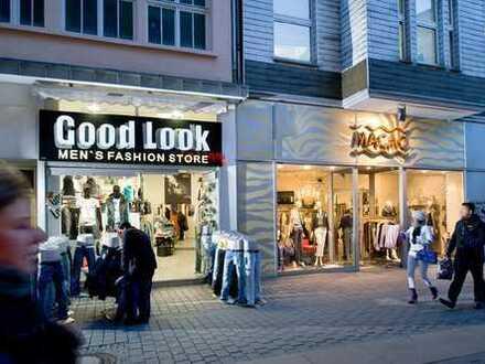 Direkt vom Eigentümer: Trendstore in junger Fußgängerzone!!