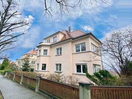 * helle und sehr schöne 6-Zimmer-Wohnung mit Balkon in beliebter Lage *