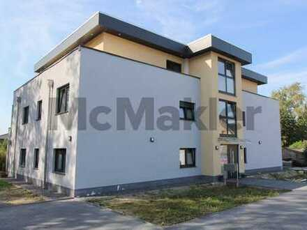 Wohnen im Neubau: Geräumiges Penthouse mit 3 Zi. und großem Balkon in Nordenham