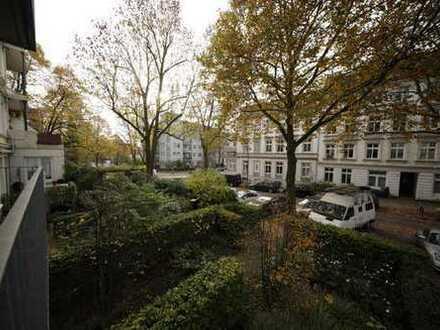 Courtagefrei! stilvolle, geräumige 3-Zimmer-Wohnung in Eimsbüttel