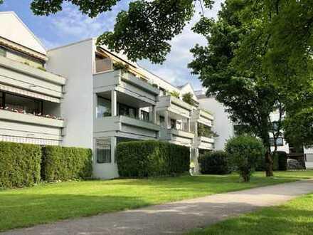 Schöne 2-Zimmer Wohnung (solide vermietet) in Unterschleißheim