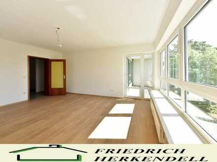 Schöne 3-Raum Mietwohnung mit Sonnenloggia in ruhiger Wohnstraße in Kettwig Auf der Höhe