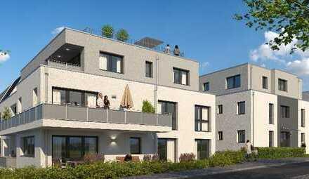 Neubau-Eigentumswohnung-Schlüsselfertig, Terrasse und Garten in Top-Lage!
