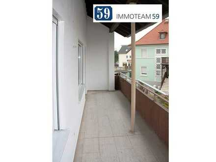 Traumhafte große Wohnung 4 ZKB mit Balkon