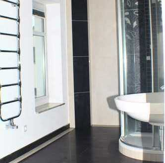 Individuell geschnittene 3-Zimmer-Wohnung