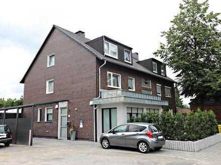 Gemütliche Dachgeschosswohnung mit Balkon u. Garage in Bottrop