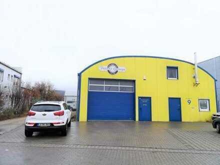 Off Market Objekt! Moderne Mehrzweckhalle und mehr in Hirschberg.