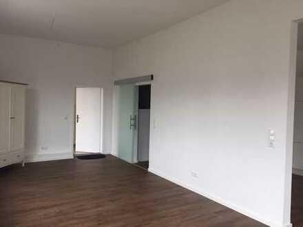 Kleine Wohnung ideal für Wochenpendler mitten im Industriegebiet