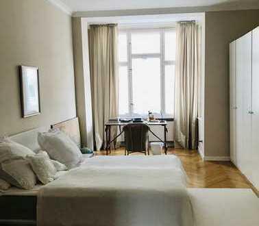 Exklusive Luxus-Wohnung am Lietzensee, mit Balkon, vollmöbliert (Miete auf Zeit - max. 12 Mo.)