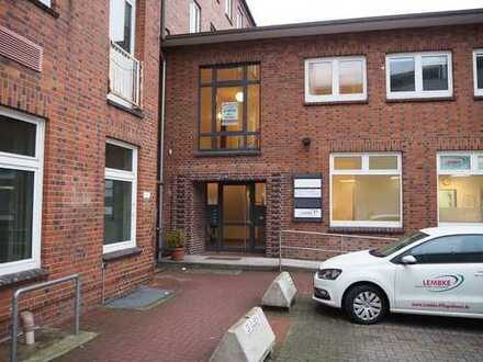 Helle und ruhig gelegene Büro-/Praxisfläche zentral in Bramfeld zu mieten