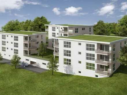 Neubau von 3 Mehrfamilienhäuser