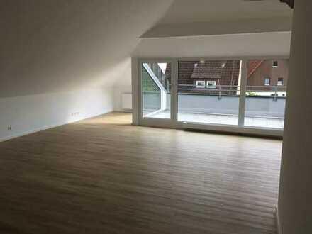 Sanierte 5-Zimmer-DG-Wohnung mit 2 x Balkon und EBK in Hüttlingen
