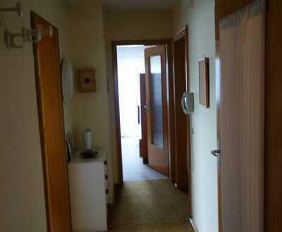 Gepflegte 3-Zimmer-Dachgeschosswohnung mit Balkon in Epfenbach