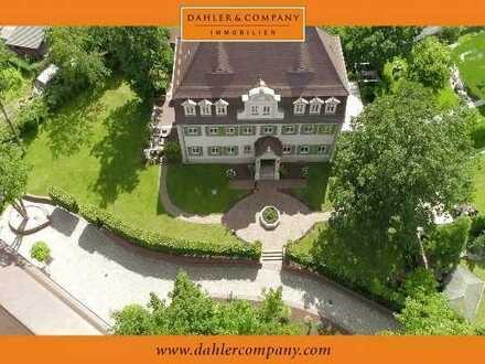 Einzigartige Villa in Leipzig - Böhlitz Ehrenberg