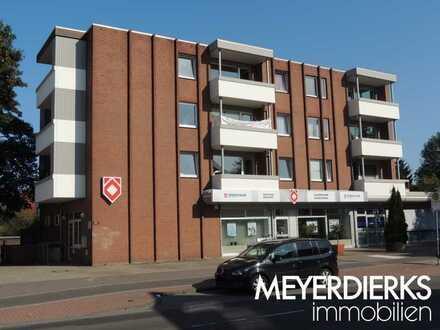 Donnerschwee - Donnerschweer Straße: sanierte 3 Zimmer-Wohnung in innenstadtnaher Lage mit Balkon