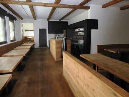 +++ Restaurant und Biergarten mitten in traumhafter Natur. Sofort frei +++