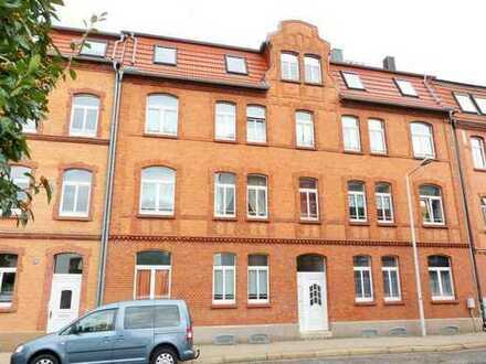bezahlbare attraktive 3-Raum-Wohnung mit Balkon im Eisenacher Stadtkern