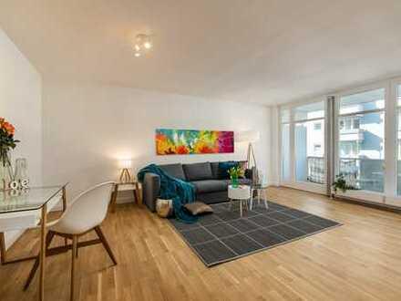 hell, modernisiert und frei 2- Zimmer Wohnung in Obergiesing