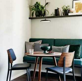 #behomie: möbliertes Design-Apartment im Medienhafen