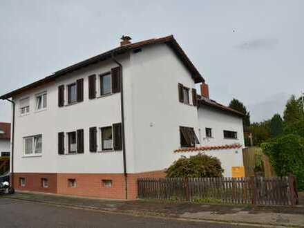 Doppelhaushälfte mit großem Garten in Frankenthal