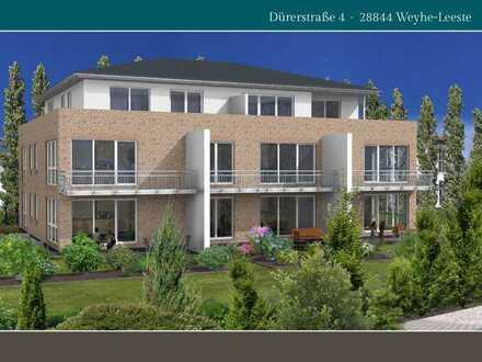 ERSTBEZUG - Elegante 2 Zimmer-Wohnung mit Südost-Terrasse