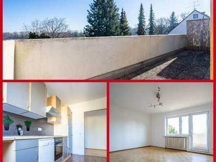 -Jetzt ist Zeit für Urlaub auf Balkonien- Wunderschöne und helle 2-Zimmer Wohnung
