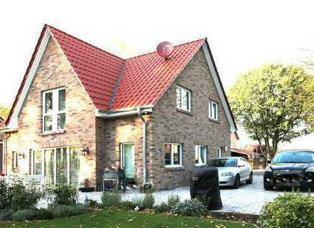Modernes Friesenhaus