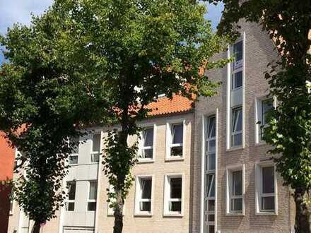 Neuwertige 87 qm Wohnung über den Dächern der Flensburger Altstadt