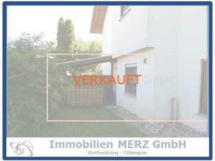 VERKAUFT~~Top gepflegte 3-Zimmer-Eigentumswohnung mit Gartenanteil und PKW-Stellplatz~~